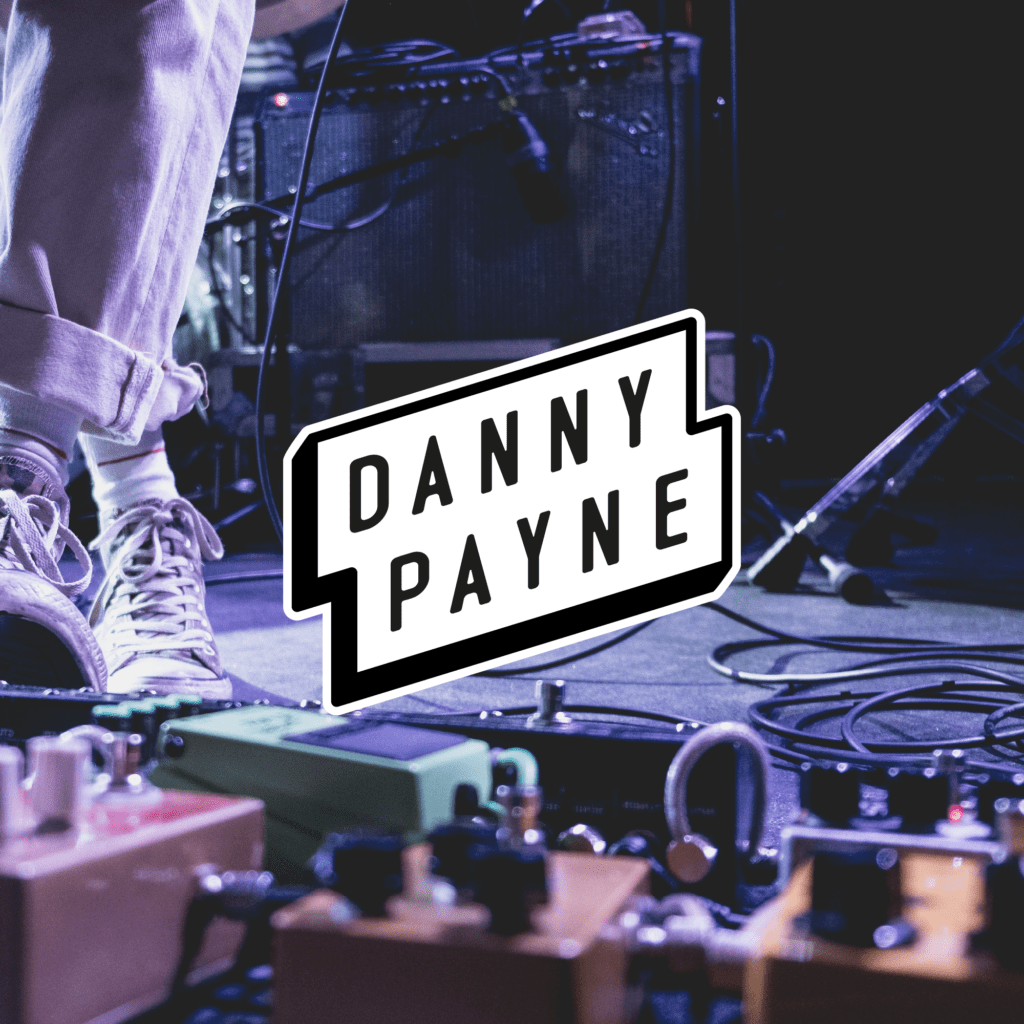 Danny Payne Photography Logo design