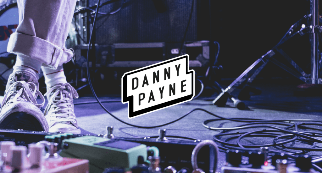 Danny Payne Photography Logo design_5