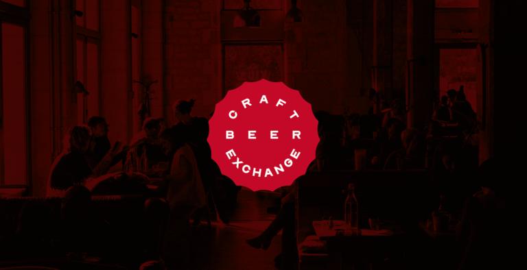 Craft Beer Exchange Logo